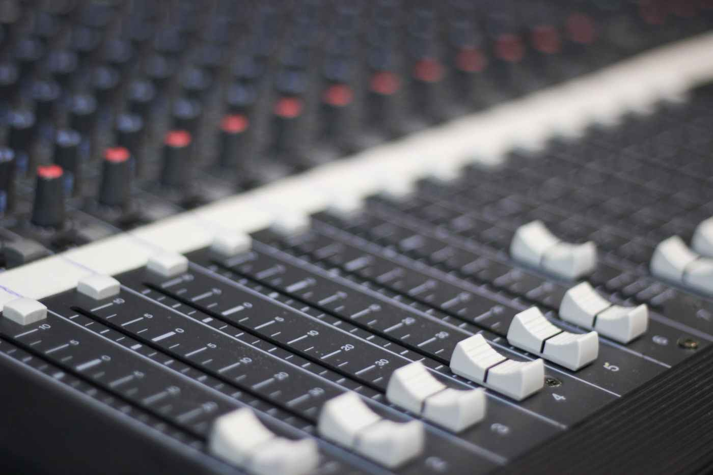 audio mixing services